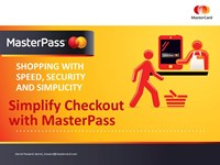 Simplify your checkout with MasterPass