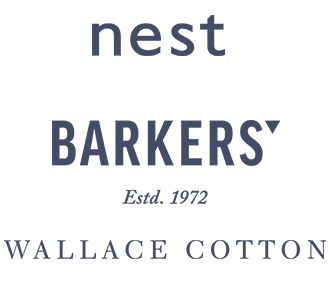 Solutionists Clients Nest, Barkers and Wallace Cotton